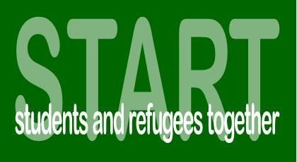 Students and Refugees Together